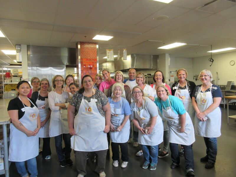 121 Benefits Team volunteers at Open Arms